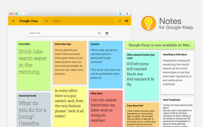 Google Keep has changed my life… | Speechie Kate